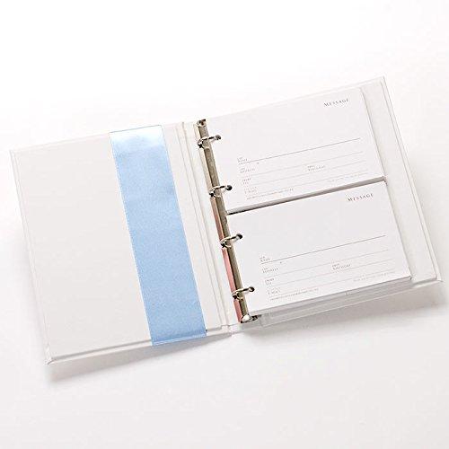 芳名帳カードタイプ・中